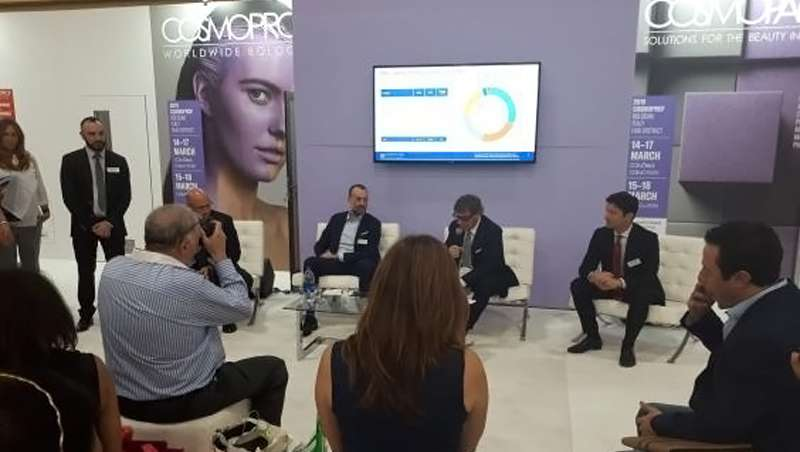 Cosmoprof anuncia el lanzamiento de Cosmopack North América