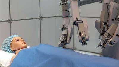 Robots, los operarios de la cirugía