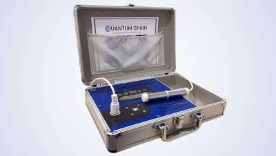 Quantum Analyzer, dispositivo de biorresonancia magnética que informa sobre la salud del usuario
