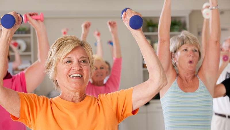 30 minutos de exercício para um rejuvenescimento assegurado
