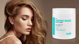 A firma amplia a sua gama de cosméticos capilares que dão volume aos cabelos que mais o necessitem