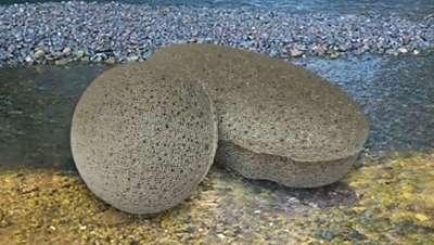 Esponja Tourmaline Konjac: eficaz contra las partículas contaminantes