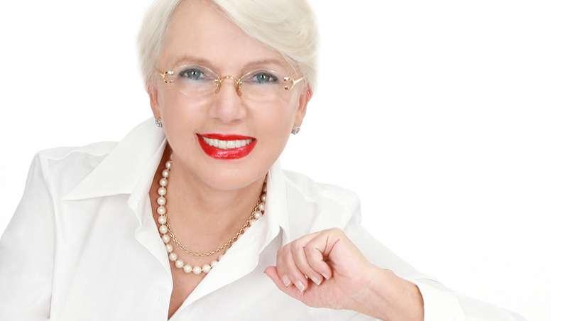La famosa cosmetóloga Christina M. Zehavi visita España