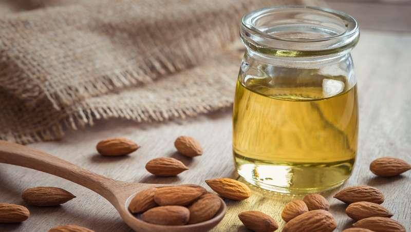 Princípios ativos na cosmética: óleo de amêndoa doce