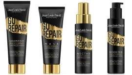 O ritual regenera, nutre e fortalece os cabelos danificados