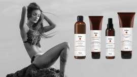 A firma estreia esta linha que hidrata, protege, preserva e acalma a pele e o cabelo da sobre-exposição solar e as agressões de verão
