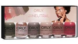 Lo nuevo de Orly para este año tiene nombre propio, The New Neutral, y son los seis tonos que te faltaban para hacer del otoño moda y transformar las uñas en objeto de deseo y estandarte de tendencia