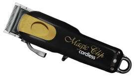 Wahl lanza esta edición limitada de su conocida clipper inalámbrica, herramienta de referencia en otros países, en dorado y negro