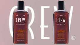 A fórmula perfeita que não apenas limpa, mas também revigora e embeleza o cabelo do homem, tem a American Crew. A marca icónica que entende perfeitamente a procura masculina e lança o Daily Moisturizing Shampoo