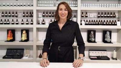 Cristina de Catalina, nueva directora de desarrollo de la Fundación Academia del Perfume