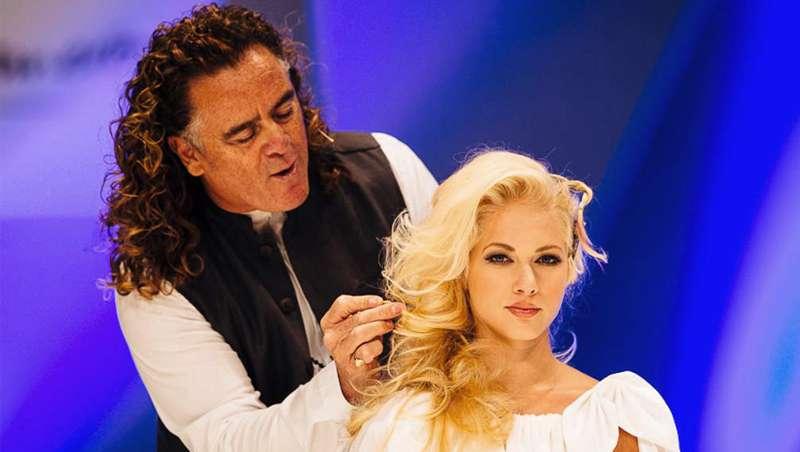 El mago del recogido, Patrick Cameron, actuará en Salon International