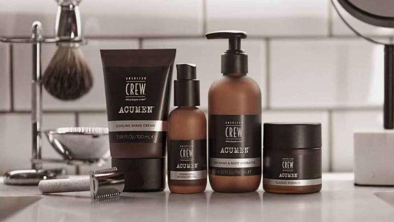 American Crew revoluciona el cuidado de la piel masculina con Acumen
