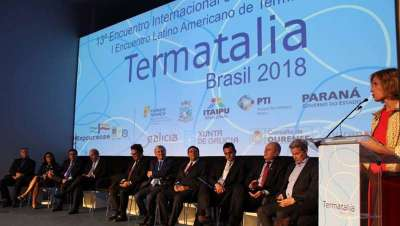 Termatalia Brasil refuerza su carácter internacional