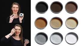 La firma K-Max presenta este maquillaje capilar que cubre zonas con poca densidad capilar. Sin duda, una buena opción para modelar y dar un aspecto homogéneo a las cejas, mejorando también la expresión facial