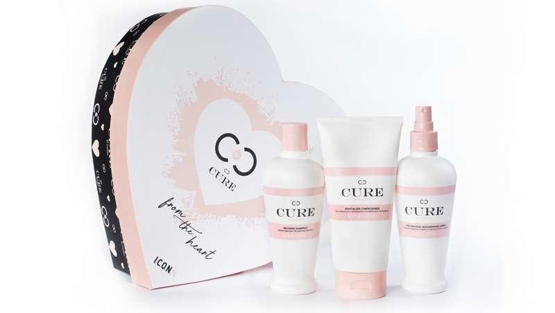 Cure by Chiara, mimo y cuidado para cabellos secos y rebeldes