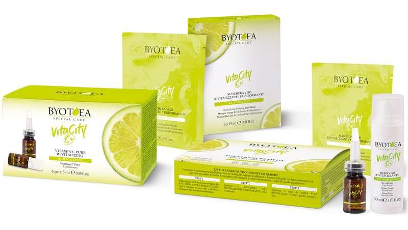 Pieles vitales y luminosas con Vitacity C+, de Byotea