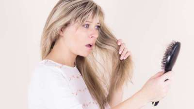 Como combater a perda de cabelo sazonal