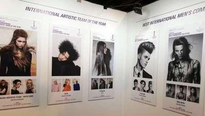 International Hairdressing Awards anuncia a los 15 finalistas de su primera edición en Salón Look