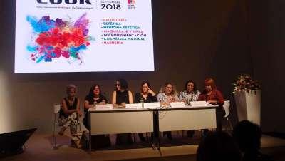 Destacados ponentes participan en el Congreso de Estética de Salón Look