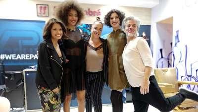 Manuel Collado, Grupo macomaco y Tondeo suben la temperatura en Salón Look