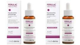 De uso exclusivamente profesional, FERULAC Valencia Peel es el peeling médico de Mediderma que combate el fotodaño con una reducción del 80% de los radicales libres