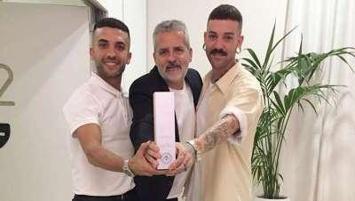 Grey Fringes, de Jordi Pérez, Mejor Colección de los Premios Barberías Con Encanto