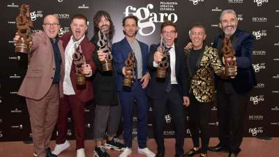 Crónica de los premios Fígaro, la noche de las estrellas