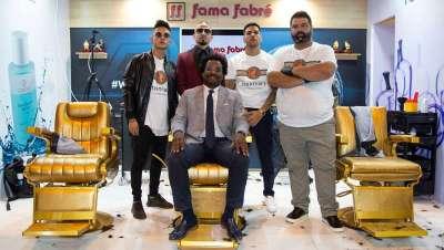 Steinhart Professional y Golden Chair International llevan las batallas de barberos a Salón Look