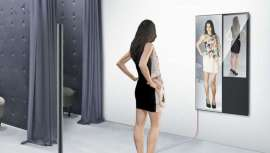 Este espejo, premiado en la última edición de MCB, es ideal para peluqueros, estilistas y todo tipo de profesionales de la imagen