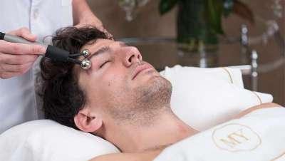 Llega Tone Up, el tratamiento para definir y rejuvenecer el rostro masculino