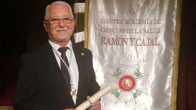 El Dr. Antonio Licitra, nombrado Académico de la Academia de Ciencias de la Salud Ramón y Cajal