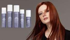 La gama, que hace realidad cualquier styling soñado, cuida el cabello a la vez que permite realizar estilos profesionales también en casa