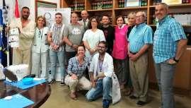 El proyecto, dirigido por la Fundación Stanpa, se ha celebrado en el Hospital Juan Ramón Jiménez de Huelva y tiene como objetivo ayudarles a restablecer su propia imagen para afrontar con mayor confianza la enfermedad