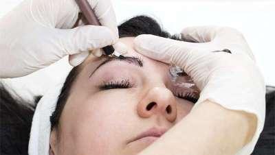 Formación con garantías en microblading, pigmentación semipermanente en cejas