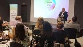 El evento estaba organizado por la entidad cosmética Beauty Cluster Barcelona y hay perspectivas de continuidad