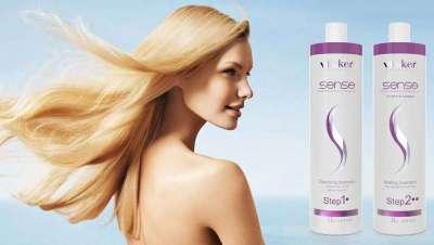 Sense Brazilian de Vitaker  y preocúpate sólo de ver cómo se alisa y brilla tu pelo
