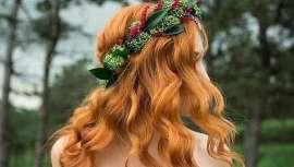 Más que una moda pasajera, la coloración orgánica vegetal es