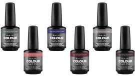 La nueva gama incluye tonos cálidos y fríos, oscuros y claros, que proporcionan una completa paleta de colores para dar vida a las uñas