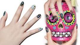 Las uñas también cuentan con un papel destacado en esta festividad importada desde el otro lado del charco