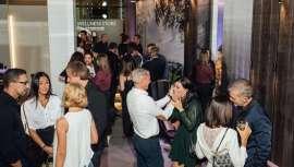 El store se inauguraba con un Open Day dedicado a los medios de comunicación y terminaba con una espectacular fiesta con más de 200 invitados
