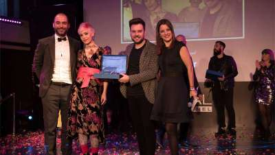 Manuel Ferreres, flamante ganador de Style & Colour Trophy