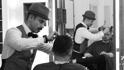 Barbershop Training Day, ni te imaginas lo que vas a aprender