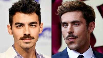 Movimiento Movember, los bigotes más famosos y solidarios que causan furor