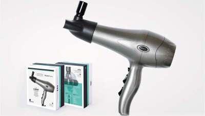 El secador diseñado de modo específico para tratamientos capilares