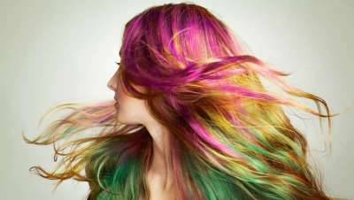 Un mundo de fantasía, Hair Fantasy