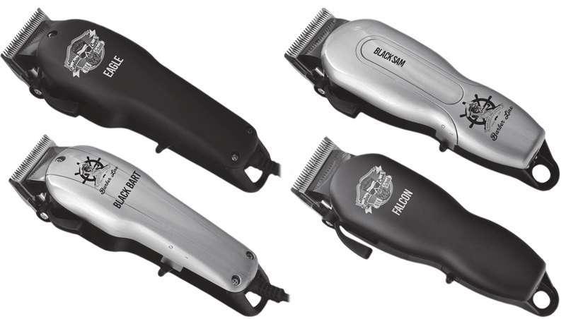 Barber Line e Captain Cook, 4 novas e irresistíveis máquinas de corte