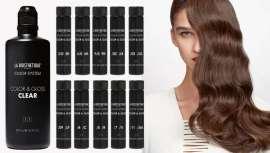 A sua fórmula inovadora, inodora e especialmente suave, cuida dos cabelos e garante uma ótima coloração