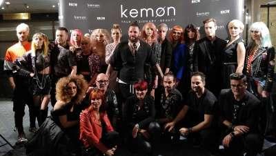 Kemon Fashion Night, sin límites