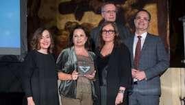 Los galardones de la Fundación Roche Posay reconocieron el proyecto Prevenir mejor que curar, pero no olvidar tratar, de la doctora María Teresa Arguisjuela