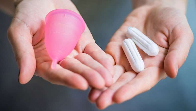 Por qué empezar a usar la copa menstrual
